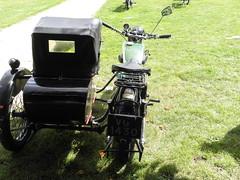 1929 BSA Sloper &  BSA Sidecar 2 (mrg_500) Tags: vintage bsa grahamwalker sloper