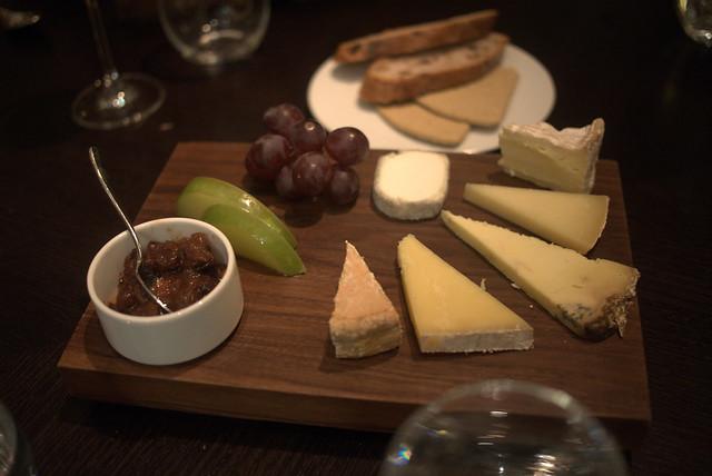 Heston Dinner cheese