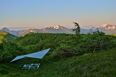 Alpine Tarp Camp