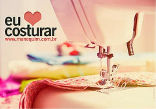 costurando com amor. by ♥Paninhos em forma de amor♥