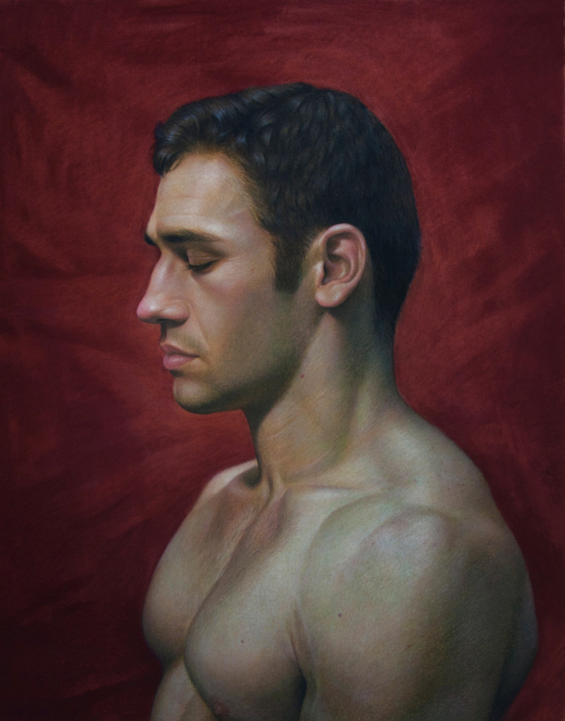Erotic men art
