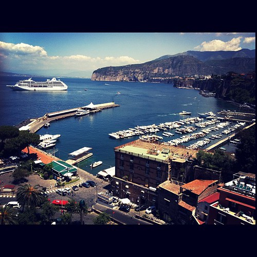 Wanna go back to Sorrento #sea #landscape #view