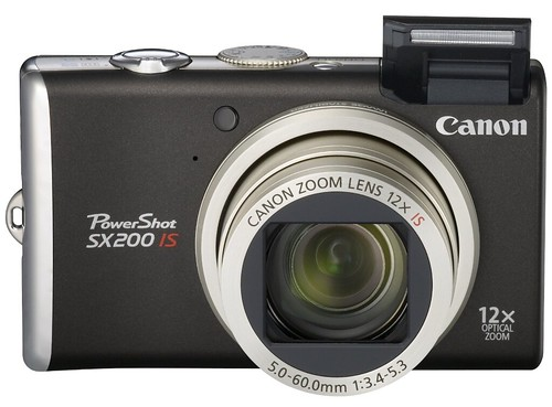 Canon SX200 IS