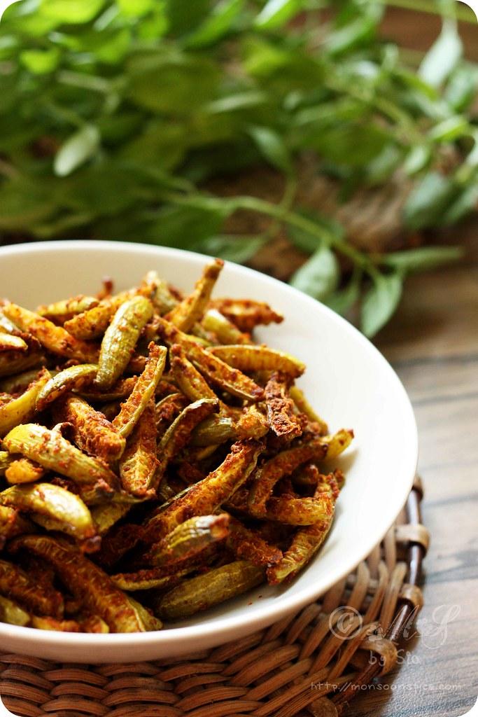 Ivy Gourd Recipe Tindora Ivy Gourd Roast