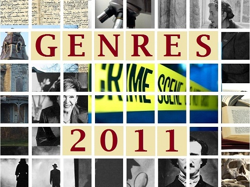Genres 2011 collage