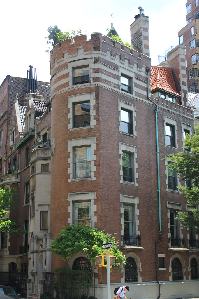 107-109 Riverside Drive House