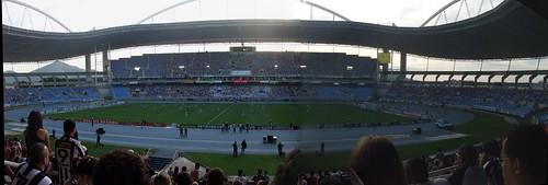 Rio de Janeiro Olympic Stadium