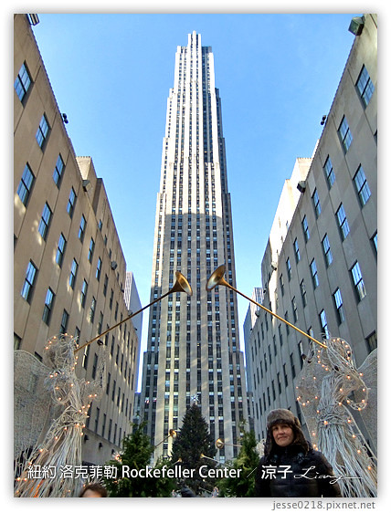 紐約 洛克菲勒 Rockefeller Center 17