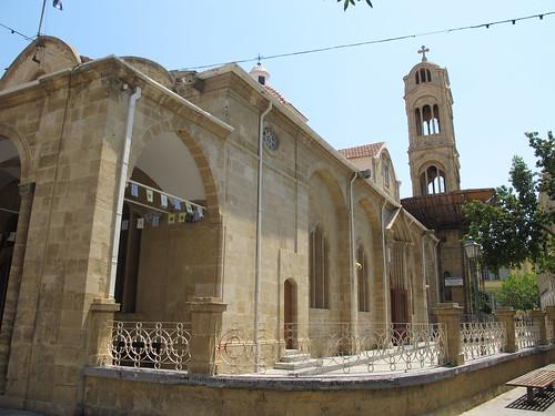 Faneromini Kirche