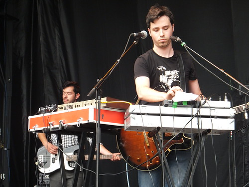 Paramedics at Ottawa Bluesfest 2011