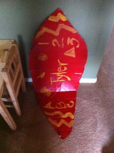 Mouskabunga Surfboard