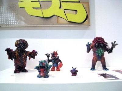 Monster Invitational at FOE Gallery