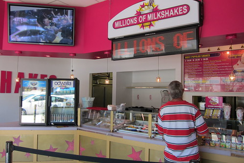 Millions of Milkshakes: Interior