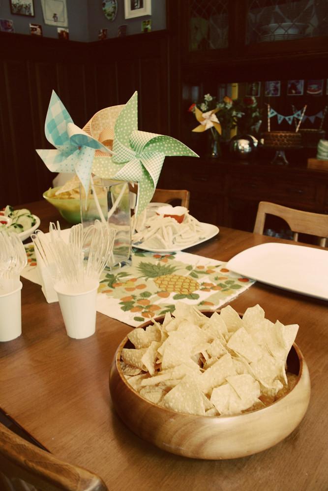 Chips & Pinwheels