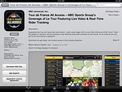 Updated iOS Tour app