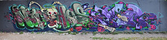 NychoSemoR (RABBIT EYE MOVEMENT) Tags: graffiti nychos rabbiteyemovement semor