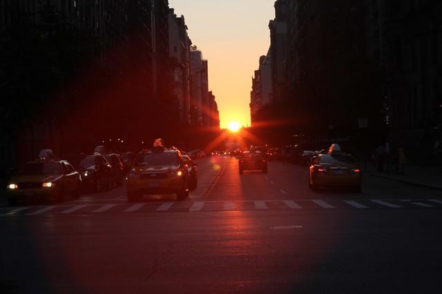 Manhattanhenge 2011 | awagy