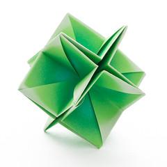 XYZ planar (Maria Sinayskaya) Tags: origami planar modularorigami