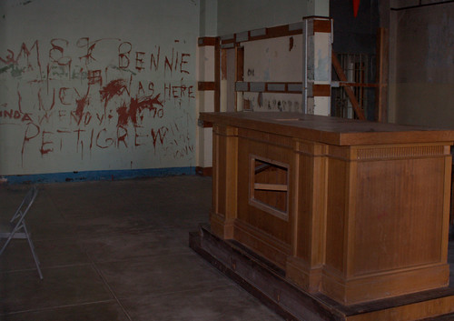 Chapel in Alcatraz