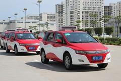 Электромобили такси