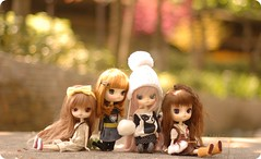 mini Dal Afternoon (-=april=-) Tags: doll dolls dal charlie arabella risa eri giulietta rotchan hanaayame lizbel