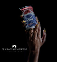 Pepsi Publicity (Abdulaziz ALKaNDaRi | Photographer) Tags: pepsi publicity