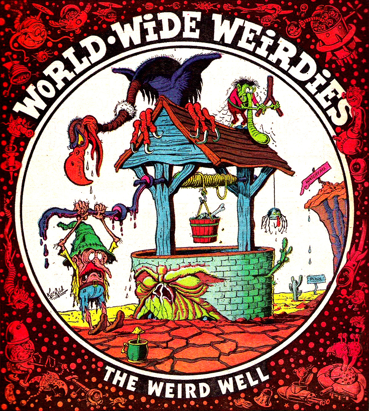 Ken Reid - World Wide Weirdies 87
