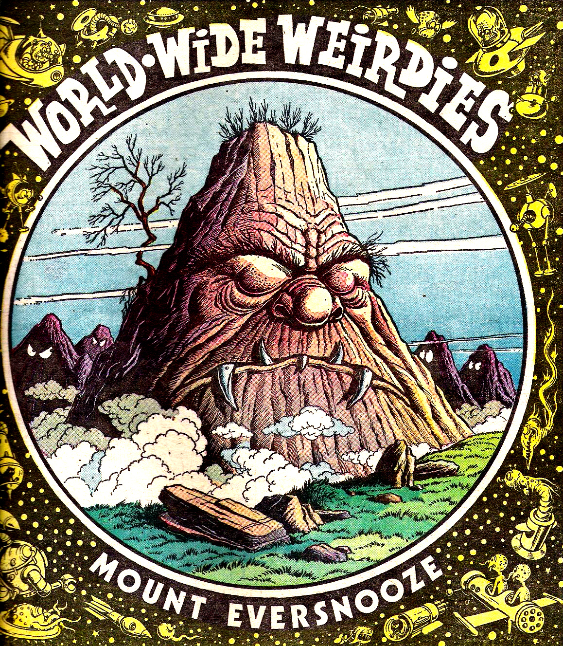 Ken Reid - World Wide Weirdies 02