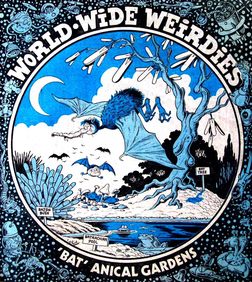 Ken Reid - World Wide Weirdies 64
