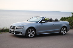 Audi A5 Cab