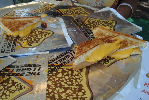 Grilled Cheese Truck: Plain & Simple MELT