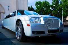 "Chrysler 300 (carrozada por ""Bentley"") (Aniol I) Tags: bentley chrysler300 limusina aniolplanagum limusinasbarcelona juliol2011"