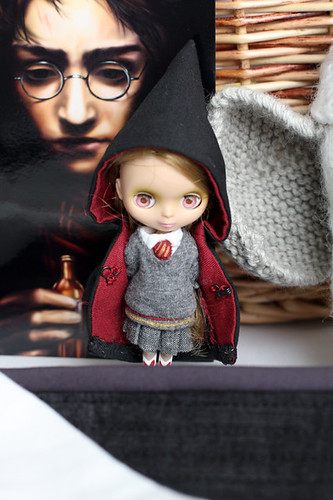 Harry Potter Swap!! by jenib320