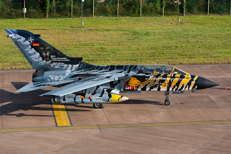 RIAT 2011 - Luftwaffe Tiger 50th Nato