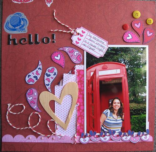 inspirado no PAP da Nayda( www.scrapdiaryblog.blogspot.com) by Mônica Castro