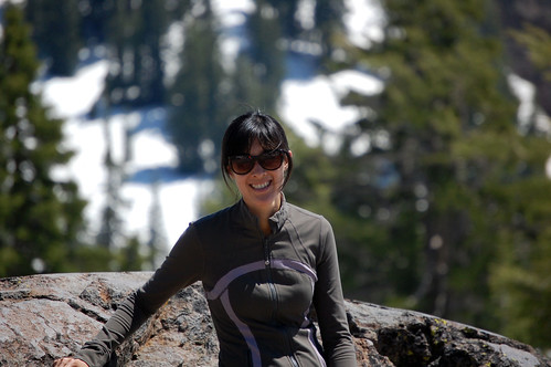 Lassen National Park in July