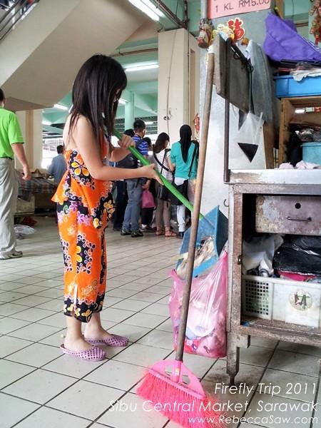 Firefly trip - Sibu Central Market, Sarawak.43