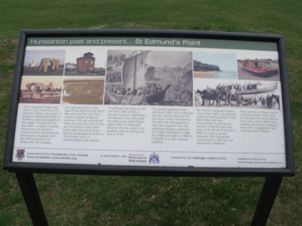 Hunstanton Past and Present - St Edmund