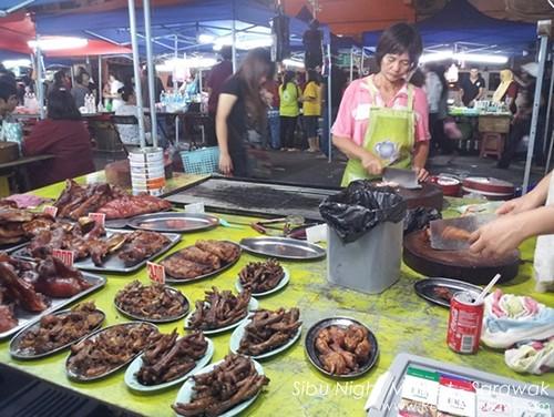 Firefly trip - Sibu Night Market, Sarawak.14