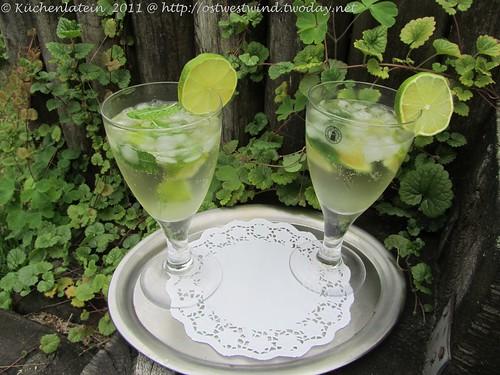 Hugo - der erfrischend-coole Drink