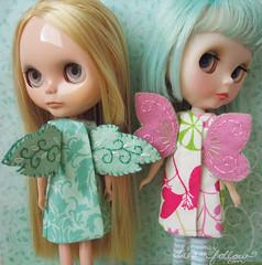 garden fairy wings