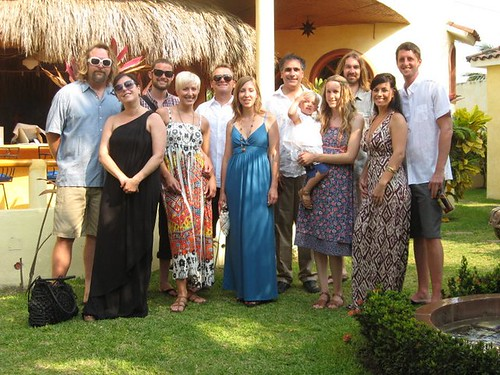 The gang in Mexico