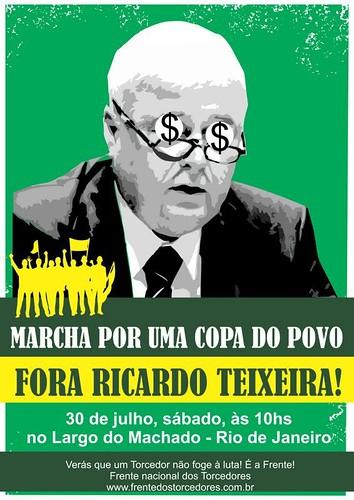 #FORARICARDOTEIXEIRA by rodrigoservulo