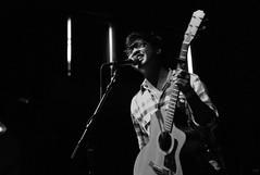 Rival Summers (B/W) (Katy Meininger) Tags: musician music wonderful amazing concert michigan live pop acoustic pontiac legit thecrofoot rivalsummers leobautista