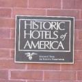 在「美國古厝旅館(Historic Hotels of America)」計畫中,旅人和老屋主人看到活化過往的希望和機會。
