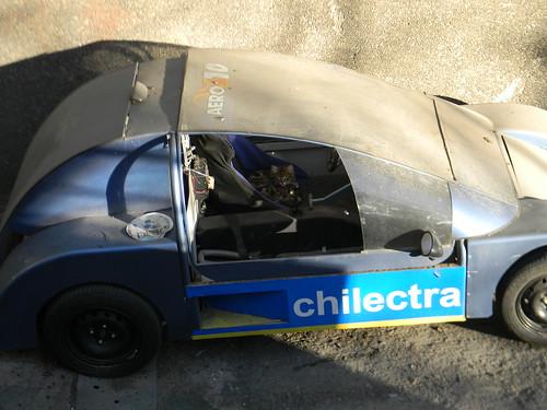 Gato Electrico by Carlos Navarro C.