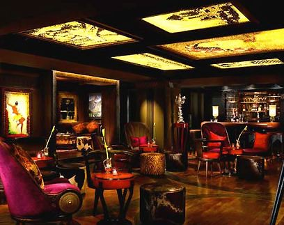 Salon de Ning, The Peninsula Hong Kong