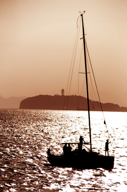江ノ島~葉山