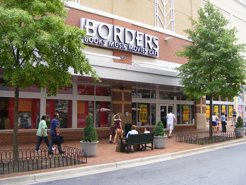 Borders Is Closed