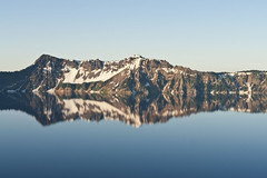 Crater Lake Trip - 25 - Reflections 2 (www.bazpics.com) Tags: camera trip usa sun lake oregon america canon eos volcano day or sony saturday sigma crater r1 dsc 1022 60d barryoneilphotography